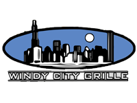 Logo, Windy City Grille